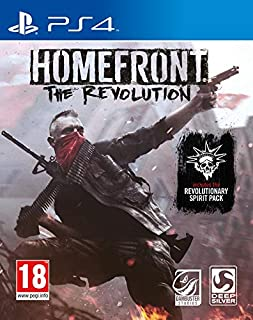 Homefront : The Revolution - édition première (B00KQBHZ5G) | Amazon price tracker / tracking, Amazon price history charts, Amazon price watches, Amazon price drop alerts