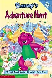 Barney's Adventure Hunt: A Search & Spot Book (Barney's Great Adventure)