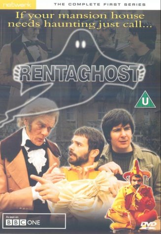 Rentaghost: Series 1 [DVD] [1976]