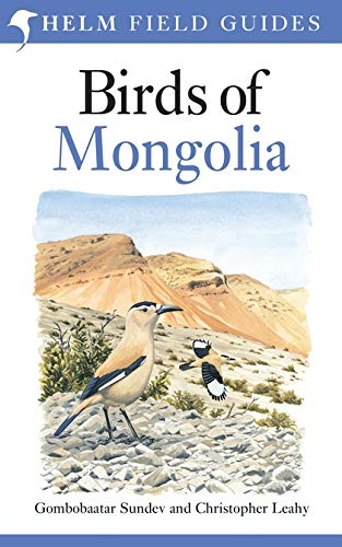 Birds of Mongolia (Helm Field Guides) por Sundev Gombobaatar