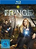 Fringe - Die komplette zweite Staffel [Blu-ray]