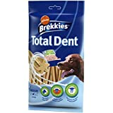 Brekkies Excel Friandise pour Chien Medium Hygiène Bucco Dentaire Totaldent 180 g