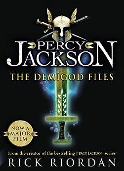 Percy Jackson: The Demigod Files par [Riordan, Rick]