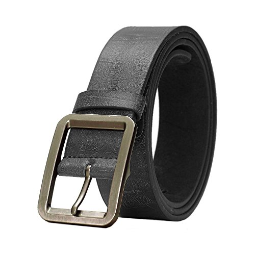Tim and Ted Mens Faux Leather Belt Premium Quality Soft Imitation Vegan Vegetarian Approved Sizes (From 30