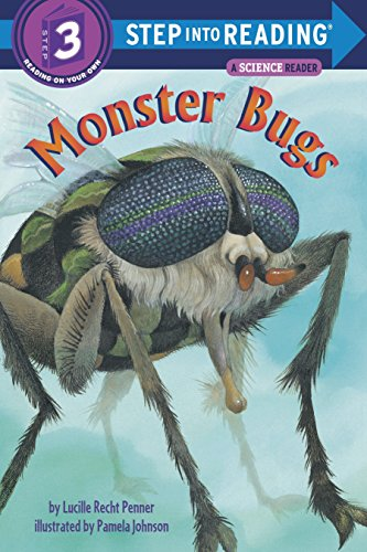Monster Bugs (Step into Reading. Step 2 Book) por Lucille Recht Penner