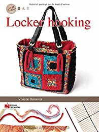 Locker hooking par Viviane Deroover