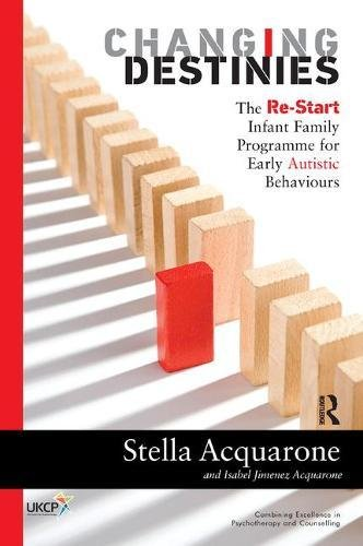 Changing Destinies: The Re-Start Infant Family Programme for Early Autistic Behaviours (United Kingdom Council for Psychotherapy) por Stella Acquarone