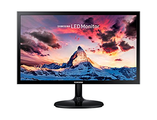 Samsung 54.6cm(21.5) LED Monitor with Dsub, HDMI-LS22F350FHWXXL