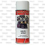 Kim Tec de spray 400ml, Antihielo Spray para fines de prueba y prueba de frío