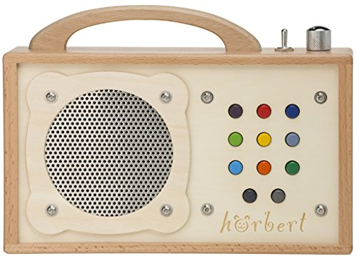 hörbert - MP3-Player aus Holz