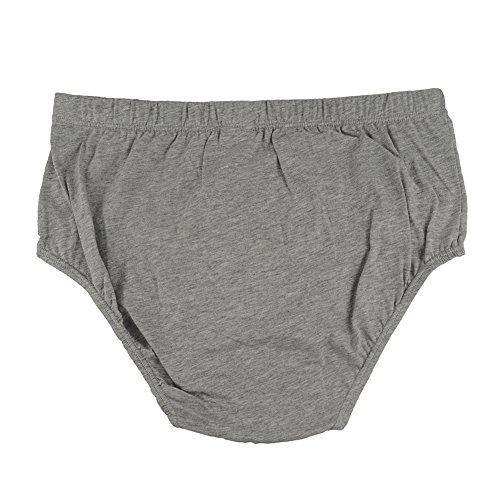 Liyang Men Underwear Herren Boxershort Unterhose Weiche Lycra Boxer Eine kurze Atmungsaktive Strecke Unterwäsche2016003 Licht Grau