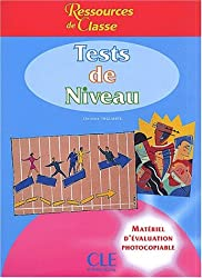 Tests de niveau. Ressources de classe