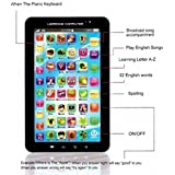 Inglis Lady Dressar Unique Multi-Function Educational Learning Tablet Computer Toy For Kids (Assorted Color)