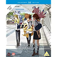 Digimon Adventure Tri The Movie Part 4 Collectors Edition Bluray