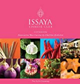 Issaya Siamese Club Cookbook Signed by