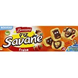 Brossard - P'tit savane fraise - Le paquet de 5x30g - Prix Unitaire - Livraison Gratuit Sous 3 Jours