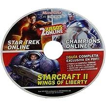 Stark Trek Online + Champions Online + Starcraft 2 Wings Of Libe