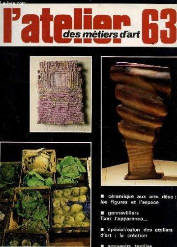 latelier-63-des-metiers-dart-n63-nov-dec-1981-ceramique-aux-arts-deco-les-figures-et-lespace-gennevi