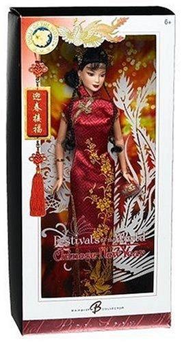 Barbie Sammler–Puppen der Welt–Festivals der Welt–Chinese New - Puppen-sammler