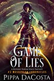 Game of Lies: A Reverse Harem Space Fantasy (Messenger Chronicles Book 2) (English Edition)