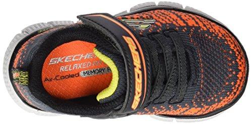 Skechers Equalizer 2.0, Scarpe da Ginnastica Basse Bambino Grigio (ccor)
