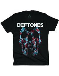 Merch Direct Frambuesa Directa Deftones – Minerva Rose Calavera – Camiseta
