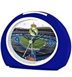 Seva Import Real Madrid Despertador, Unisex Adulto, Azul/Blanco, Talla Única