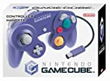 GameCube - Controller Clear Purple -