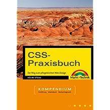 CSS-Praxisbuch: Der Weg zum pflegeleichten Web-Design (Kompendium / Handbuch)