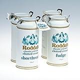 Rodda's Cornish Clotted Cream Shortbread & Fudge Combo x4