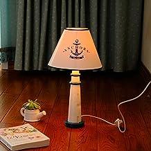 BBSLT lámpara de mesaDormitorio lámparas ojo cabecera sobremesa mesa de retro-tocón casera creativa lámpara niños , brown plane tree