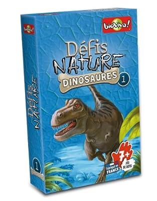 Bioviva - 0101012114 - Jeu De Cartes - Défis Nature - Dinosaures 1