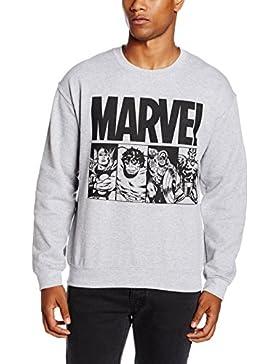 Marvel Action Title, Felpa Uomo