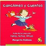Rana, Rema, Rimas: Canciones y Cuentos 1 (Rana, Rema, Rimas/ Rowing Rhyming Frog)