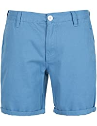 0792366ebb Mens Brave Soul Smith Chinos Knee Length Summer Holiday Roll Up Cotton  Shorts