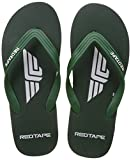 #9: Red Tape Men's Flip-Flops and House Slippers