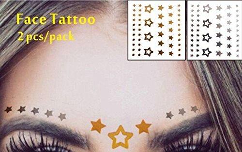 visage-yeux-tattoo-autocollants-tatouages-temporaires-lot-de-2-f05-or-et-argent-pour-le-visage-glitt