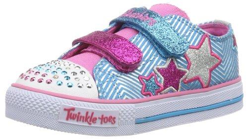 Skechers Embaralha Triple-se 10249n Sneaker Menina Turquesa (tqsp)