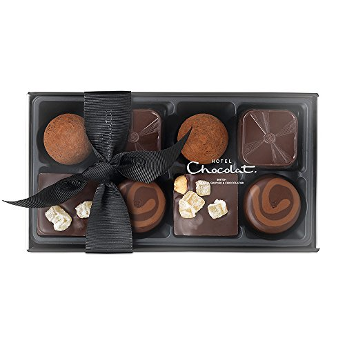Hotel Chocolat- Dark Fix Pocket Selection