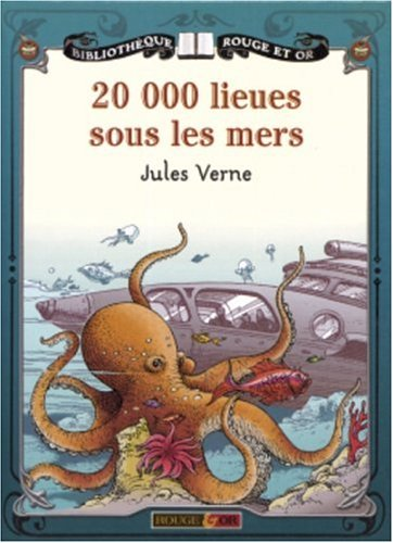 20 000 lieues sous les mers par Jules Verne