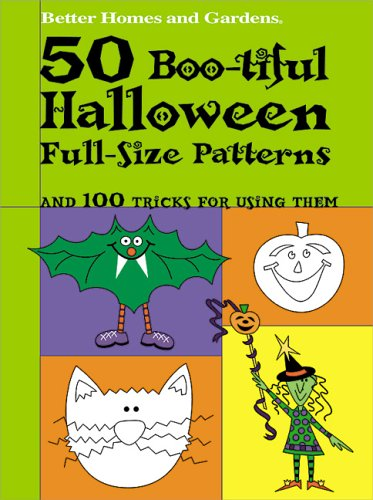 en Full-Size Patterns: And 100 Tricks for Using Them (Better Homes and Gardens(r)) ()