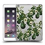 Head Case Designs Baeume Und Fruechte Alles Ueber Avocados Soft Gel Hülle für iPad Air 2 (2014)