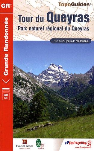 Tour du Queyras : GR 58