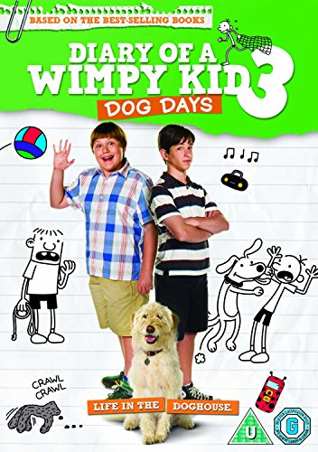 DIARY OF A WIMPY KID 3 - DVD [UK Import] (Diary Of A Wimpy Steve)