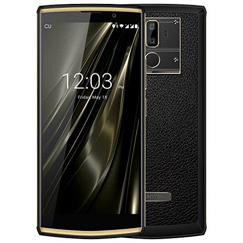 OUKITEL K7-6.0'FHD + (rapporto 18: 9) Smartphone Android 8.1 con batteria 10000mAh, carica rapida 9V / 2A, Octa Core 4GB + 64GB, fotocamera posteriore duale 13MP + 2MP