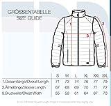 Blend Nils Herren Steppjacke Übergangsjacke Jacke Mit Stehkragen, Größe:3XL, Farbe:Navy (70230)