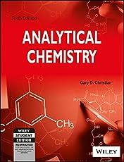 Analytical Chemistry, 6ed