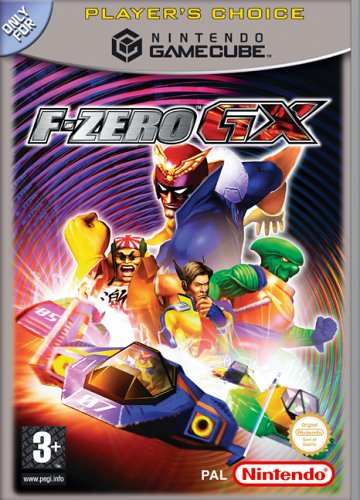 F Zero GX (Players choice), used for sale  Delivered anywhere in UK