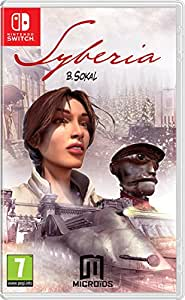 Syberia (Nintendo Switch)