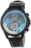 Timecode Quantum 1927 Herren-Armbanduhr Chronograph Quarz TC-1013-01